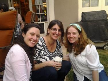 Familiar Faces! 2nd Years: Kyle, Zari and Tova