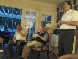 Rabbis Dorff, Feinstein and Artson